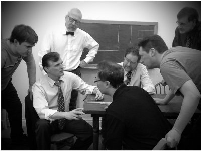 Some of the Twelve Angry Men cast
