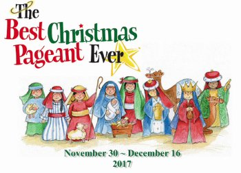 The Best Christmas Pageant Ever graphic