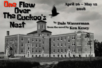 One Flew Over the Cuckoo's Nest graphic