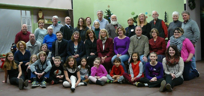 Miracle on 34th Street cast and crew