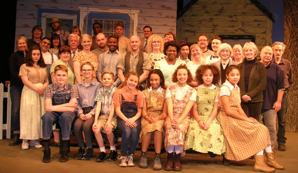 Cast and crew of To Kill a Mockingbird